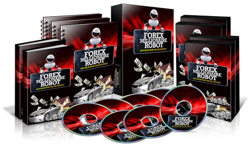 Product picture Forex Millionaire Robot for MT4 (making over $31,000 p/m)